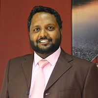 Mujeeb Rahman Mohamed